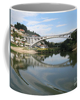 Coffee Mug featuring the photograph Reflection by Arlene Carmel