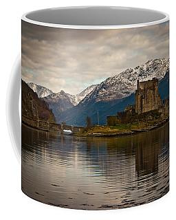 Reflection At Eilean Donan Coffee Mug