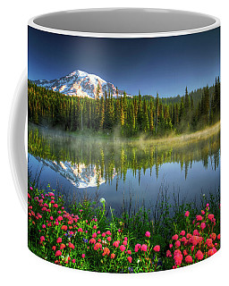 Reflection Lakes Coffee Mug