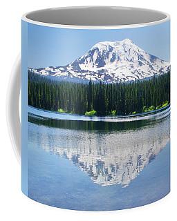 Reflection Of Adams Coffee Mug