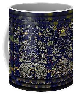 Reflections Of An Arboretum Coffee Mug