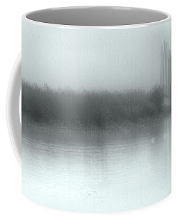 Reflections Through The Fog Coffee Mug