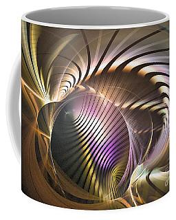 Requiem - Abstract Art Coffee Mug