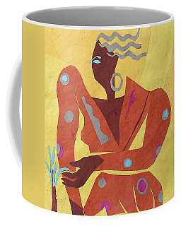 Dancer At Rest #2 Coffee Mug