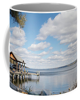 Resting Waters Coffee Mug