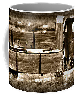 Retired Truck Coffee Mug