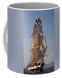 Return Of The Pilgrim Coffee Mug