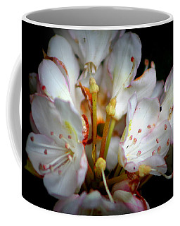 Rhododendron Explosion Coffee Mug