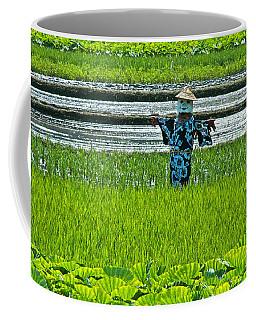 Rice Field - Okinawa Coffee Mug