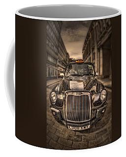 Ride With Me Coffee Mug
