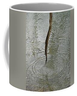 Coffee Mug featuring the photograph Ripples by Tiffany Erdman