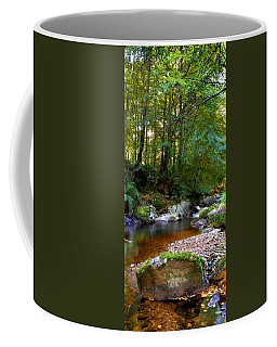 River In Cawdor Big Wood Coffee Mug