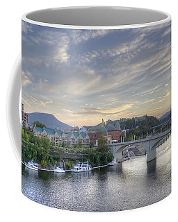 Riverfront View Coffee Mug