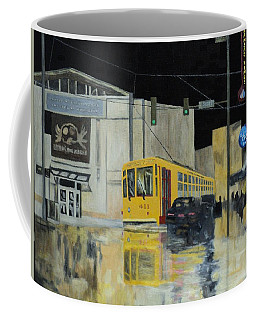 Rivermarket Streetcar 411 Coffee Mug