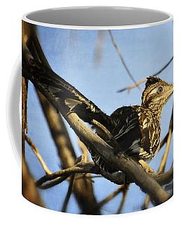 Roadrunner Up A Tree Coffee Mug