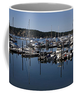 Roche Harbor Reflected Coffee Mug
