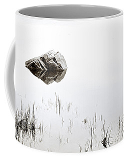 Rock In The Water Coffee Mug