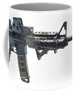 Rock River Arms Ar-15 Rifle Equipped Coffee Mug