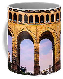 Roman Arches Coffee Mug