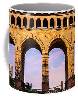 Roman Arches Coffee Mug by Semmick Photo