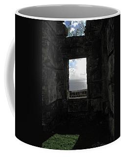 Coffee Mug featuring the photograph Room With A Seaview by Ian  MacDonald