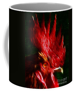 Rooster - Electric Coffee Mug