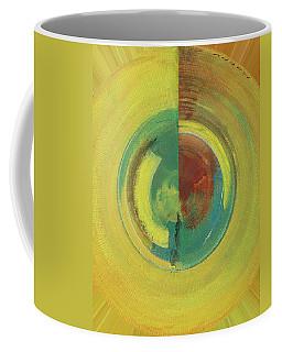 Rounded Coffee Mug