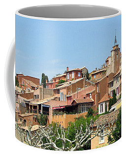Roussillon In Provence Coffee Mug by Carla Parris
