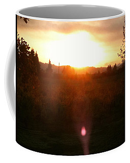 Russian River Sunrise Coffee Mug