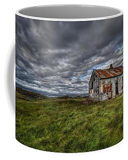Abandoned House Coffee Mugs