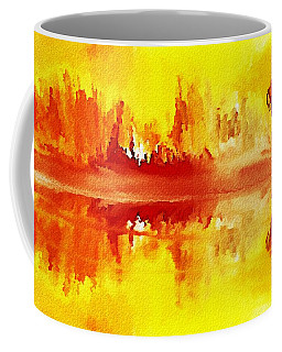 Rustic Landscape 121911 Coffee Mug