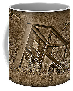 Rusting Away Coffee Mug