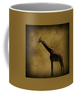 Safari Moon Coffee Mug