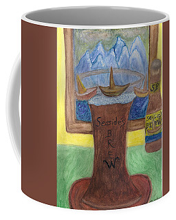 Sail A Head  Coffee Mug