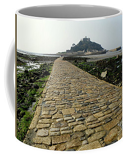 Coffee Mug featuring the photograph Saint Michael's Mount by Lainie Wrightson