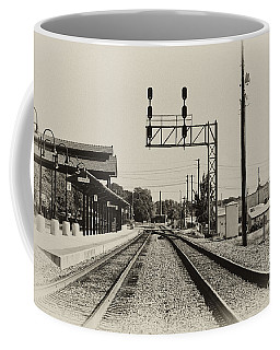 Salisbury North Carolina Depot Coffee Mug