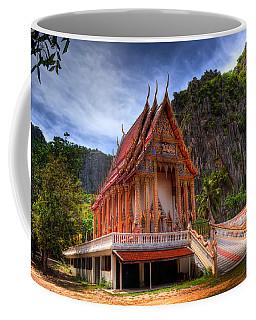 Sam Roi Yot Temple Coffee Mug