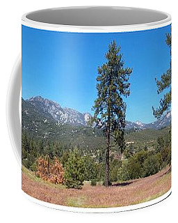 San Bernardino Forest Vista Coffee Mug by Glenn McCarthy Art and Photography