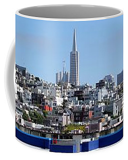 San Francisco Panorama Coffee Mug