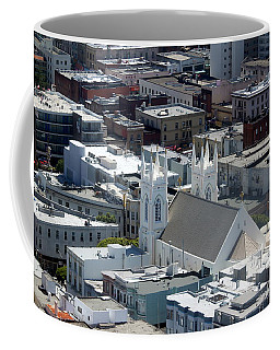 San Francisco St Francis Of Assisi Church Coffee Mug