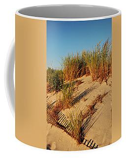 Sand Dune II - Jersey Shore Coffee Mug