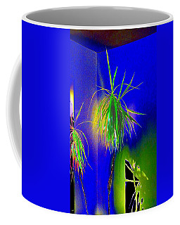 Coffee Mug featuring the digital art Sanguinity by Will Borden