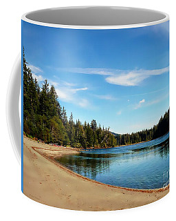 Sanjo Beach Coffee Mug