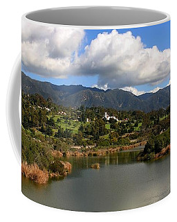 Santa Barbara Coffee Mug