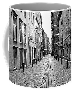 Coffee Mug featuring the photograph Sault-au-matelot by Eunice Gibb