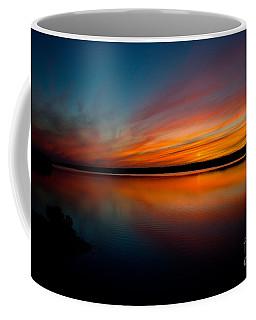 Saying Goodnight Coffee Mug