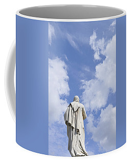 Schiller Monument In Berlin Coffee Mug