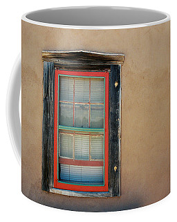 School House Window Coffee Mug
