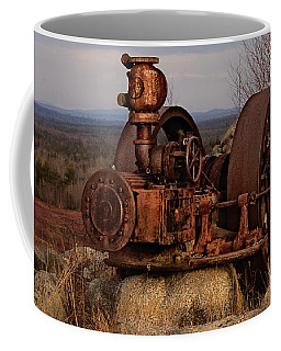 Scrap Me Not Coffee Mug by Susan Capuano