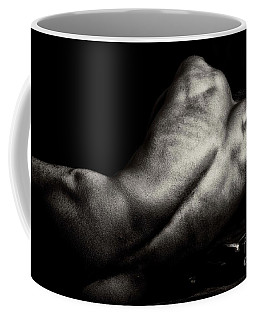 Coffee Mug featuring the photograph Sculptor's Dream by Angelique Olin